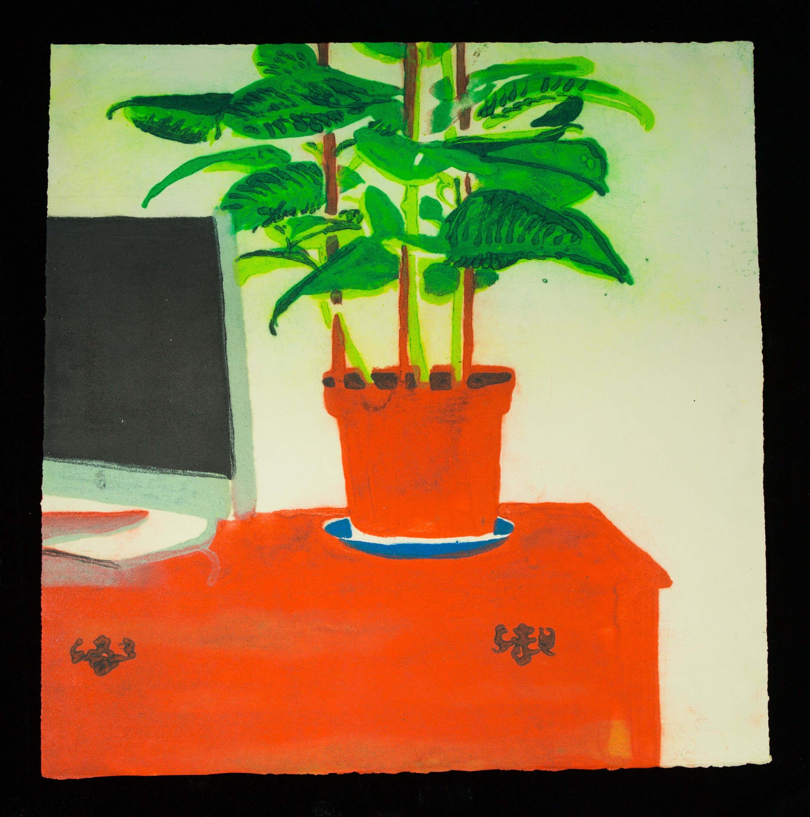 House Plant III, 2015